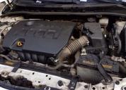 Toyota corolla en desarme para repuestos