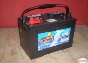 Aprovecha ya! baterias casas rodantes y motorhome