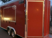 carro de comida rapida food truck en Santiago