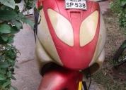 Vendo moto scooter soyoda 150