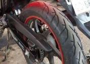 Venta excelente moto honda invicta 2013
