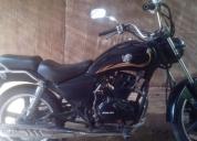 Excelente moto kinlon año 2011