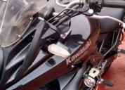 Vendo moto kawasaki versys