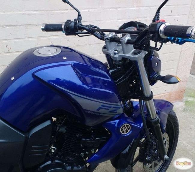 Excelente Motocicleta fz 16
