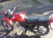 Venta DE linda moto honda  año 2013