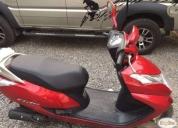 Moto honda new elite 125 cc 2015