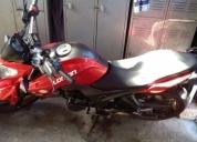 Excelente moto loncin usada
