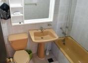 Se arrienda pieza con baño privado 125.000$ precio unico