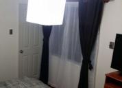 Arriendo excelente habitacion amoblada