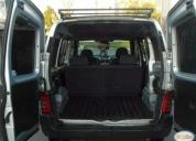 Vendo excelente camioneta peugeot partner 1.9 2006
