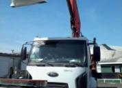 Vendo camión ford cargo 1717 año 2012