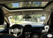 Oportunidad! jeep compass limited 4wd