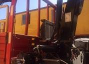 Camión jac runner 1135, año 2014