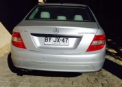 Vendo mercedes benz, c180 2010