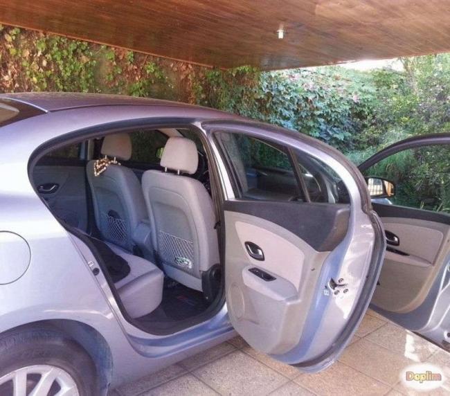 Renault Fluence Expression 2.0 2012 en buenas condiciones