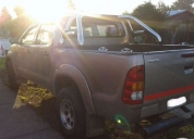 Excelente toyota hilux 2010 diesel