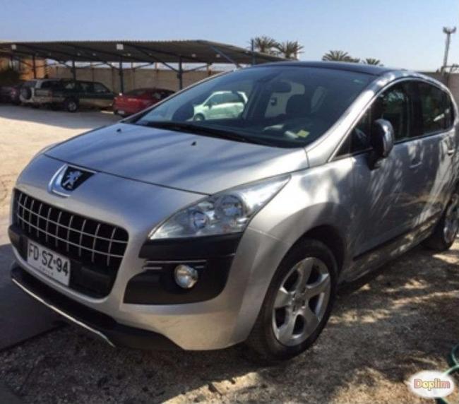 Vendo Auto Peugeot 3008 Ltd 1.6 HDI Automatic
