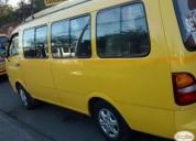 Venta excelente furgon escolar kia grand