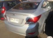 Hyundai Accent 2014 105000 kms