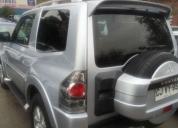 Oportunidad! montero limited diesel