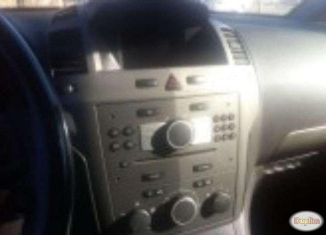 Chevrolet Zafira Essentia,Contactarse.