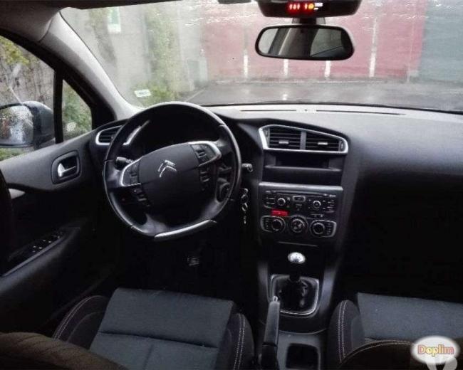 Excelente Citroen C4 2012