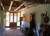 Excelente casa de campo, muy acogedora,