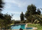 Excelente parcela con casa, piscina quincho