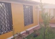 Excelente casa en sector residencial de av. las rejas