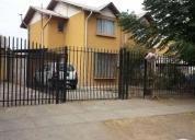 venta excelente casa villa girasoles rancagua