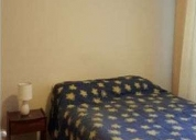 Departamento amoblado 1 dormitorio
