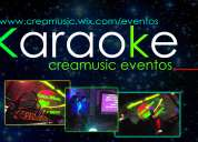 Karaoke a domicilio - llegamos a todo santiago