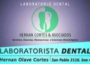 Reparaciones protesis dentales