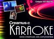 Karaoke y dj a domicilio - llegamos a todo santiago