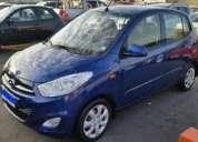 Vendo vehiculo hyunda i-10 gls 1.1 año 2012 full equipo