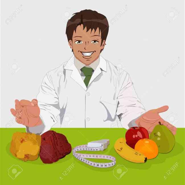 consulta nutricional a domicilio