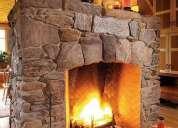 Instalaciones de combustion lenta ,termocaños,gasfiteria en general