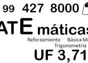 Reforzamiento de matemáticas --- www.feriacientificapuntocl