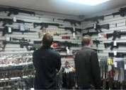 Asesoría para compra de armamento