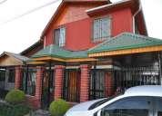 Casa 3 pisos Sta María de Maipú.