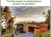 casas prefabricadas modernas