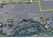 Vendo terreno con cabañas,rio,piscina,etc. rentabilidad diaria 475.000
