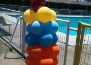 Juegos inflables, animación de cumpleaños