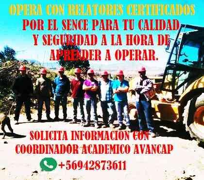 CUMPLE TUS SUEÑOS EN AVANCAP MAQUINARIA PESADA RETROEX. Y CAEX