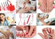 Talleres de estetica en uñas