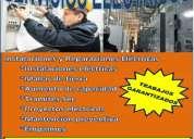 Electricista  autorizado  electrico  a domicilio  tel.:  09 934 66 500