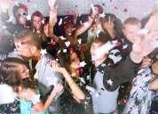 Animador de matrimonios para fiestas y eventos