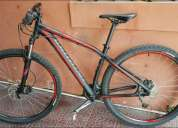 bicicleta specialized modelo roockhopeer aro 29