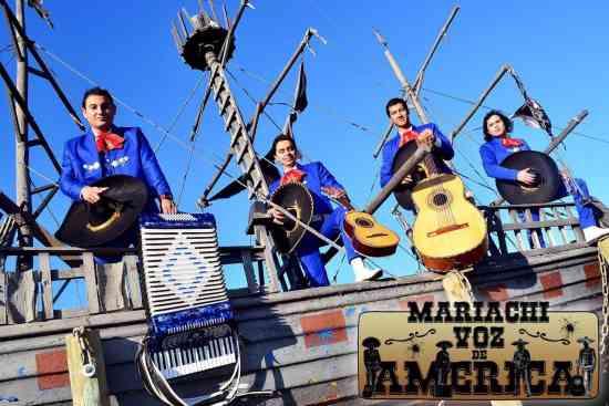 mariachis en isla de maipo y lonquen