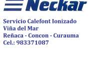 Gasfiter calefont neckar mademsa splendid c 983371087 viña del mar - curauma